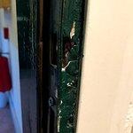 Lock on the door room