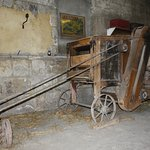 Machine blé