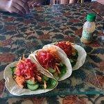 amazing vegan tacos!
