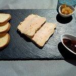 foie gras et accompagnement