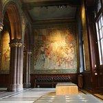 Gallery Floor of Entrance Hall