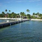 El Pescador Resort from dock