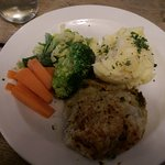 HM Vegetable Wellington