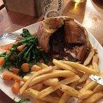 Steak and Kidney Pie £13.90