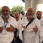 صورة فوتوغرافية لـ مسجد التنعيم