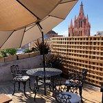 Rooftop terrace @ Ki'bok Coffee SMA
