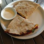 My Piadina before being boxed up