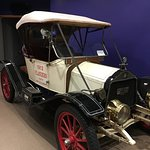 1912 Flanders Horse-less carriage!