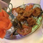 Shrimp Pakoras