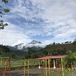 """the view of the """"Farallón"""""""