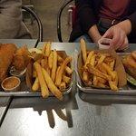 Fried shrimp roll vs. grilled shrimp roll