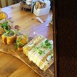 Afternoon tea - savoury selection