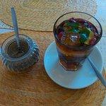 Raspberry Coldbrew