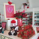 Great selection of chocolates for Vday