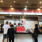 Food Court : Earl of Sandwich