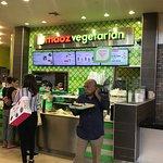Food Court: Maoz vegetarian