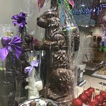 Mall : Palm Beach Confections Window Display