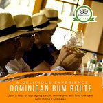 The Dominican Republic Rum Route: The best rum tour in the Caribbean.