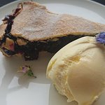 pie of the day- mulberry