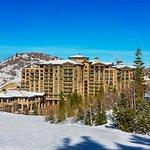 Stay in a full-service resort in Deer Valley
