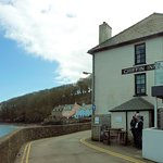 Lovely pub by the sea