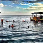 Snorkeling at Olele Beach