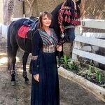 Horse riding in Luxor