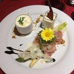 Au Chalet restaurant Foto