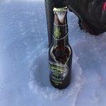 Una buona bionda valdostana, Birra Courmayer Mont Blanc La Brenva lager