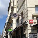 Ezaz, name of Restaurant.