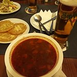 Goulash, Beer and Bread