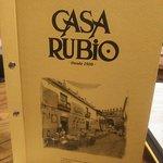 Photo de Casa Rubio