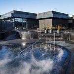Fantastic geothermal baths