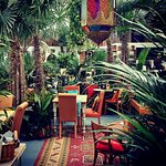 The Cafe in the the Jungle