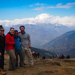 Us and Krishna, Poon Hill Trek