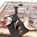 """The """"Belgium Chocolate Desert""""! :)"""