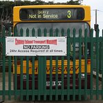 My favourite destination when I was a bus driver!