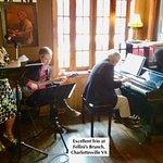 Jazz Trio at Fellini's Brunch