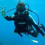 Diving is fun!