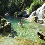 Photo of El Nicho Waterfalls