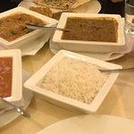 Chana Masala / Butter Chicken / Daal Makhani