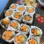 Sushi vegetar