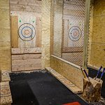 Axe Throwing Arena