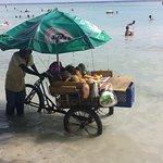 Local Beach on Boca Chica