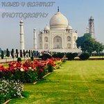 Taj: A poem in marble