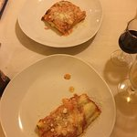 the most delicious Canoli and Lasagna we have ever had!