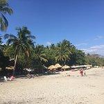 The Samara Beach in Front of Kalimba