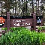Congaree NP Entrance