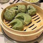 Veggie dumplings $11