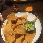 Chips and 3 dips